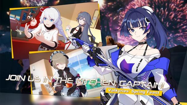 Honkai Impact 3 screenshot 1