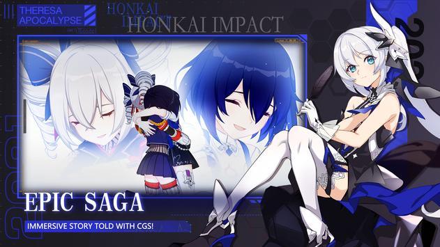 Honkai Impact 3 screenshot 3
