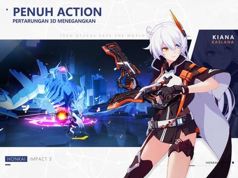 Honkai Impact 3 screenshot 12