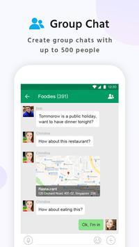 MiChat Lite screenshot 6