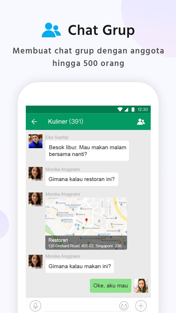 michat lite for android apk download