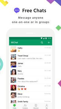 MiChat screenshot 1