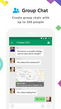 MiChat screenshot 7