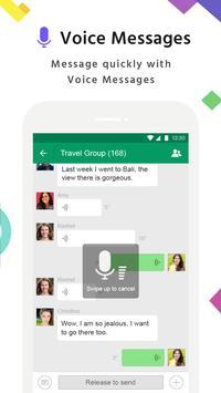 MiChat ảnh chụp màn hình 6