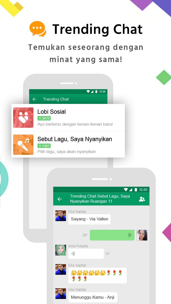 MiChat For Android APK Download