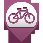 Dublin Bikes icône
