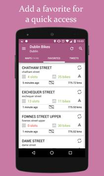 Dublin Bikes screenshot 2