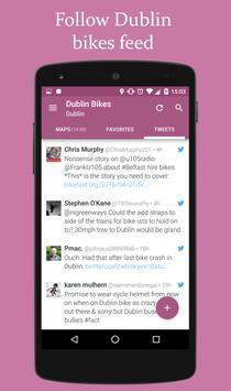 Dublin Bikes capture d'écran 3