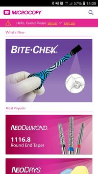 Microcopy Doctors App poster