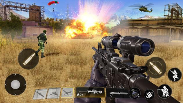 Counter Commando Strike - New Action Strike Game poster
