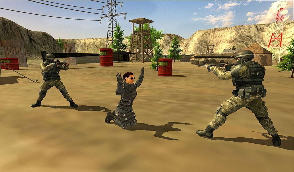 Secret Agent US Army Mission for Android - APK Download