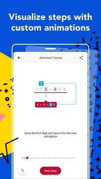 Photomath screenshot 4