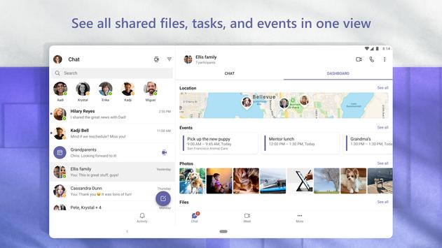 Microsoft Teams स्क्रीनशॉट 11