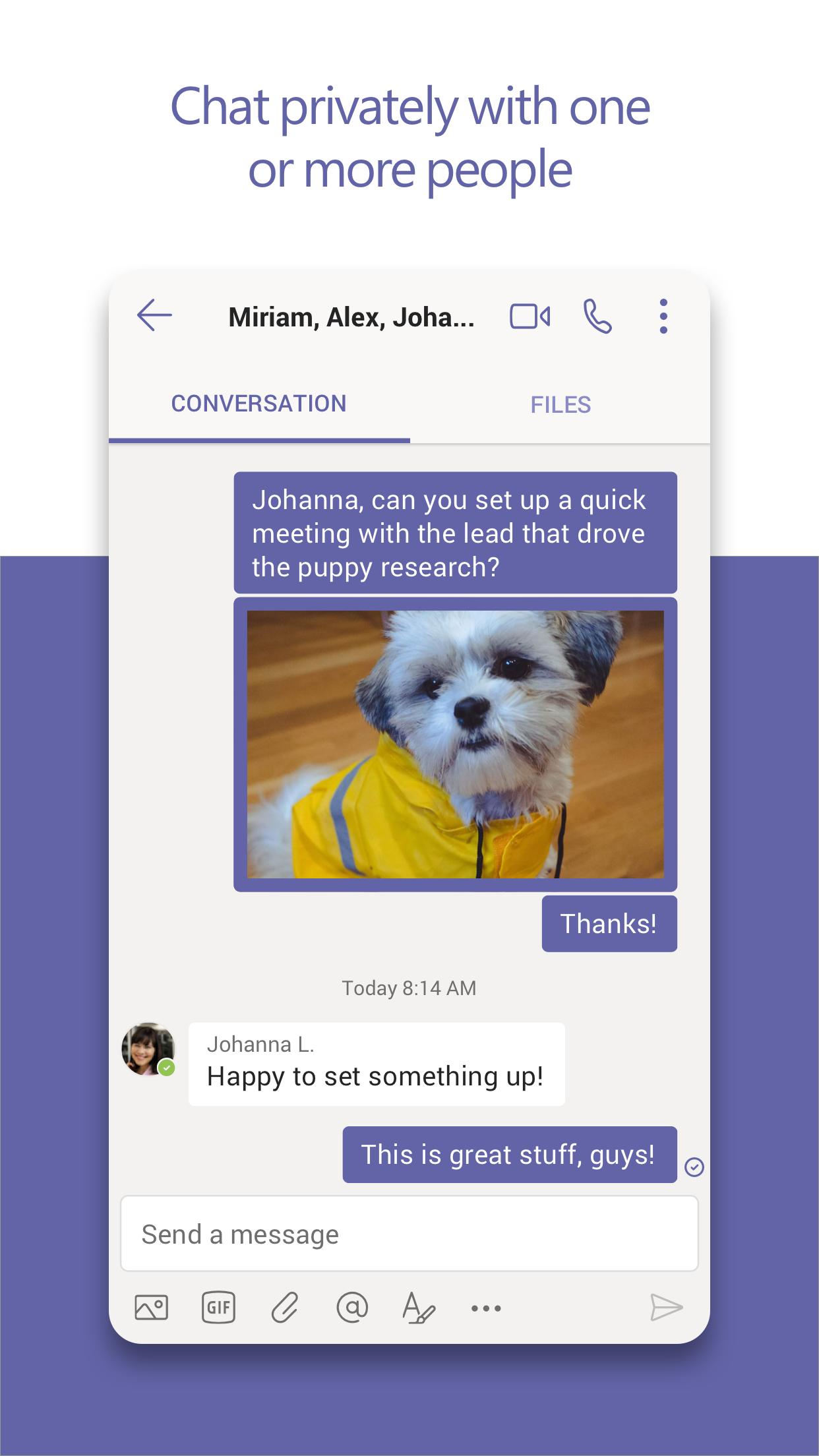 Microsoft Teams for Android - APK Download