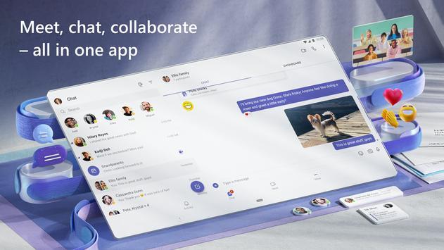 Microsoft Teams स्क्रीनशॉट 16