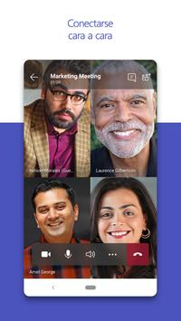 Microsoft Teams captura de pantalla 1