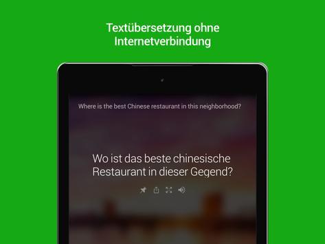 Microsoft Übersetzer Screenshot 10