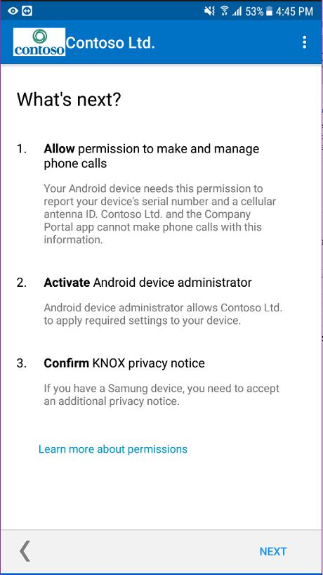 Intune Company Portal for Android - APK Download