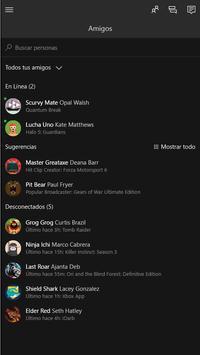 Xbox beta captura de pantalla 1