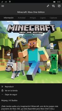 Xbox beta captura de pantalla 2