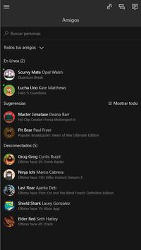 Xbox captura de pantalla 2
