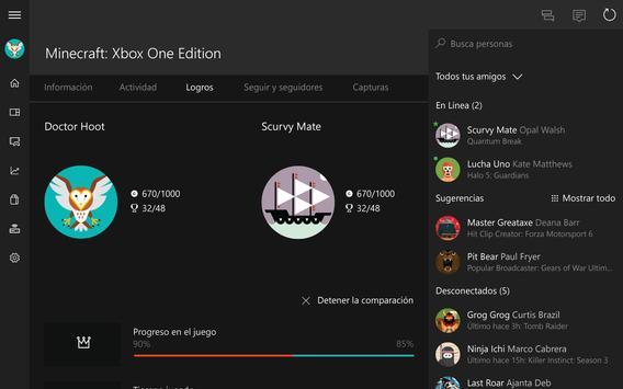Xbox captura de pantalla 4
