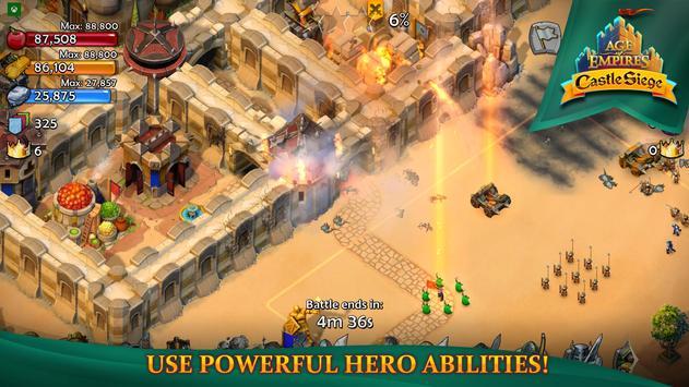 ... Age of Empires: Castle Siege ảnh chụp màn hình 3 ...