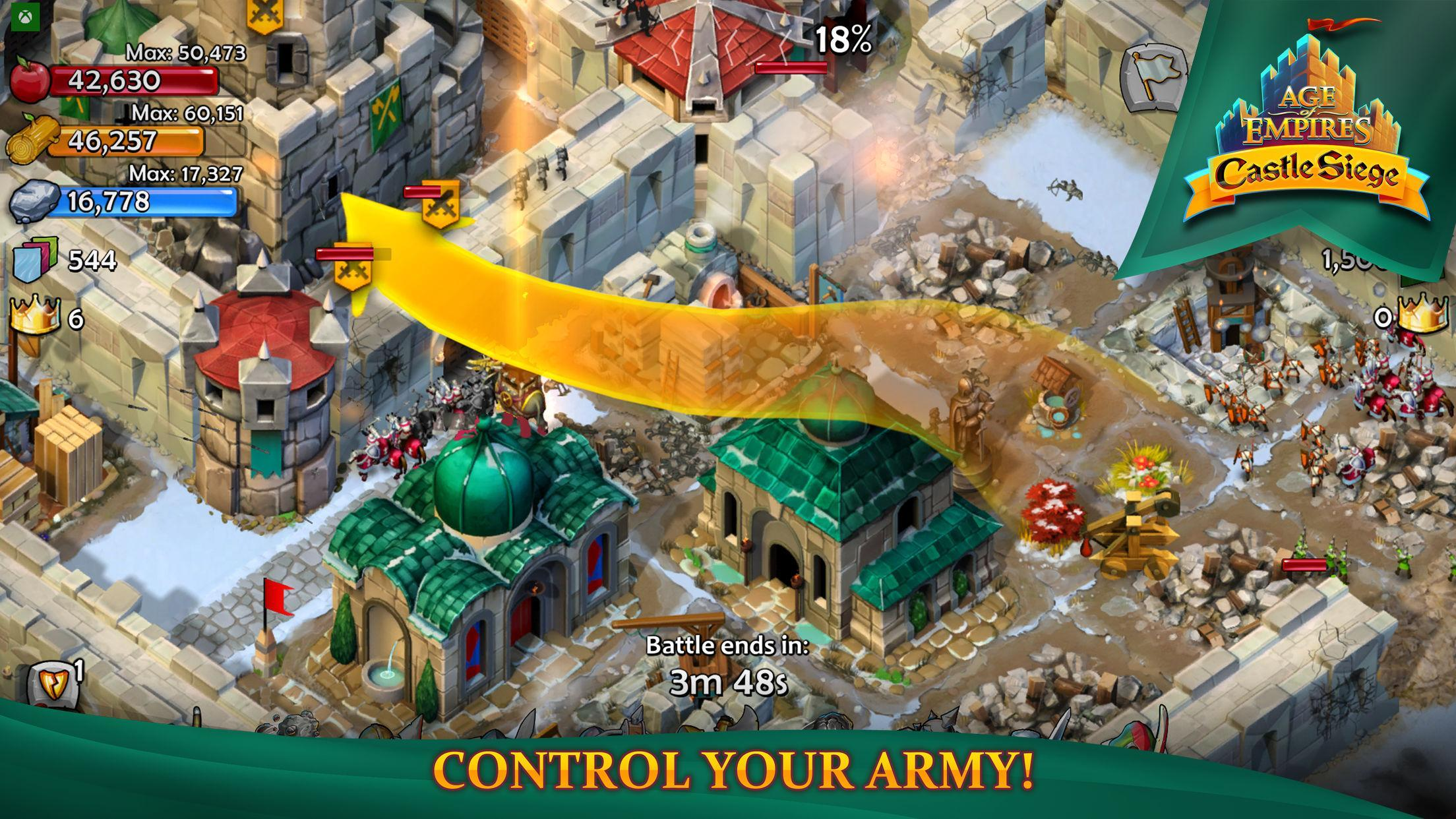 Age of Empires: Castle Siege for Android - APK Download
