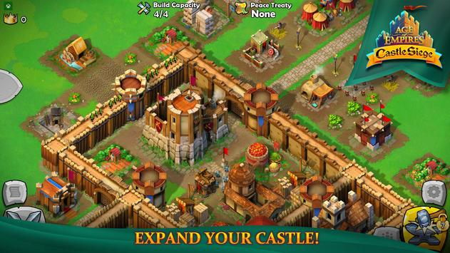 Age of Empires: Castle Siege screenshot 1