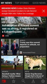 Microsoft News captura de pantalla 3