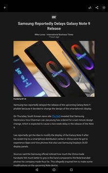 Microsoft News captura de pantalla 6