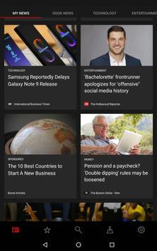 Microsoft News captura de pantalla 9