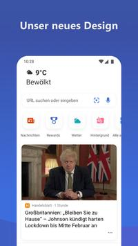 Microsoft News – Nachrichten Plakat