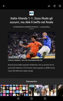 8 Schermata Microsoft News