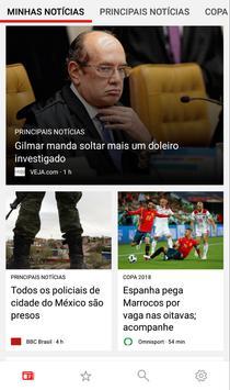 Microsoft Notícias Cartaz