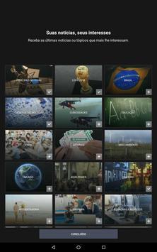 Microsoft Notícias imagem de tela 5