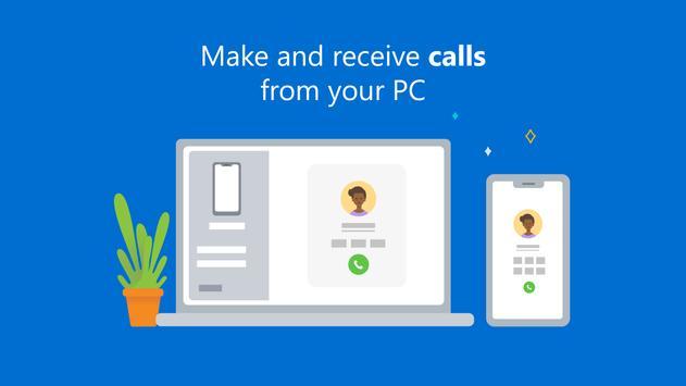 Your Phone Companion - Link to Windows पोस्टर