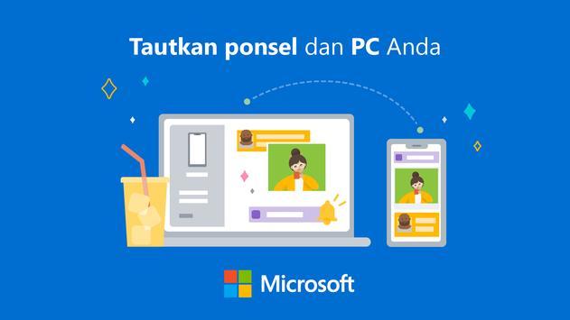 Mitra Telepon Anda - Hubungkan ke Windows poster