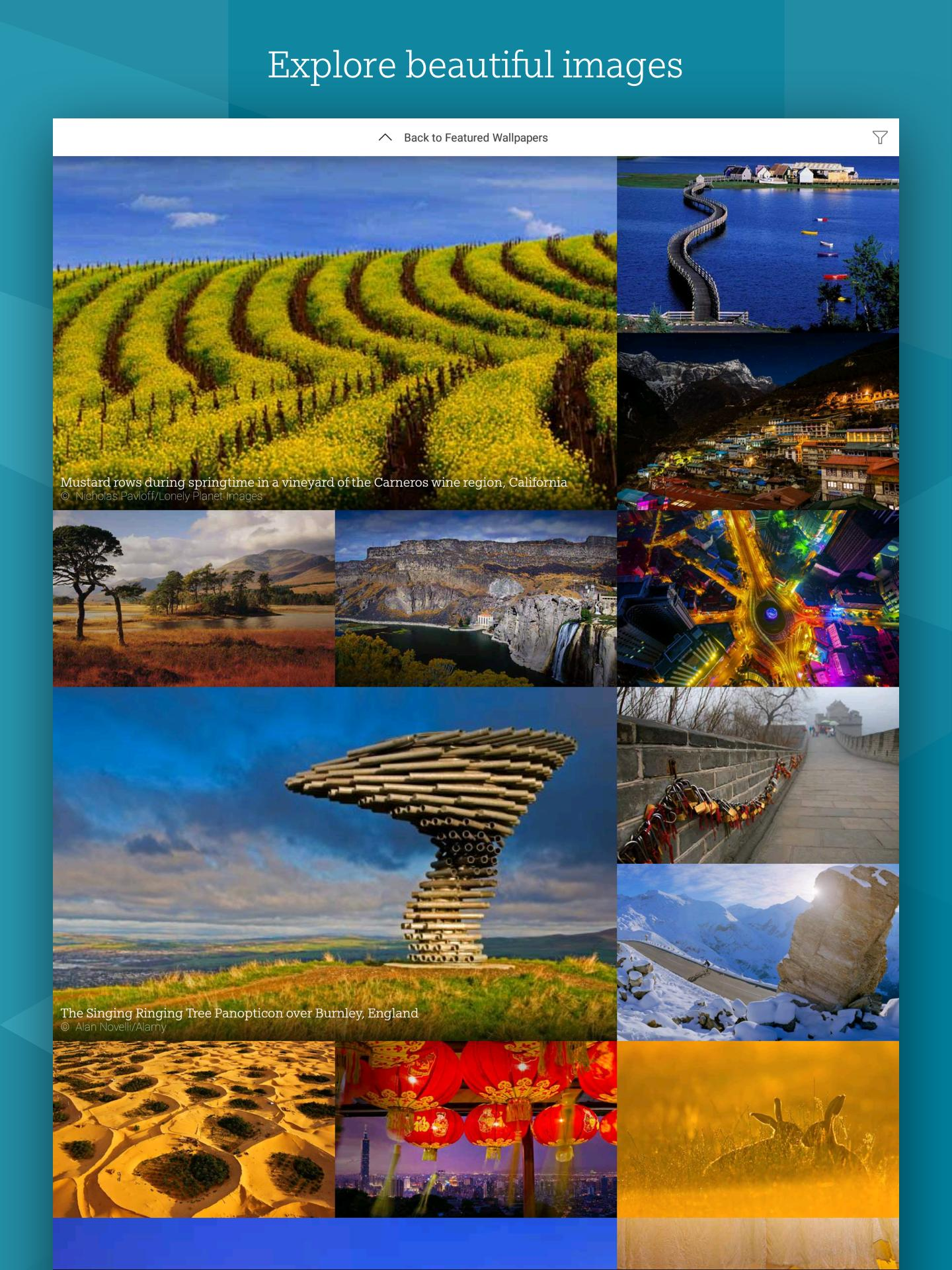bing pictures download