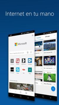 Microsoft Edge captura de pantalla 4