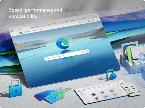Microsoft Edge: Web Browser 스크린샷 11
