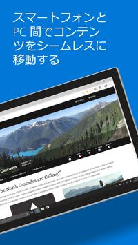 Microsoft Edge スクリーンショット 1
