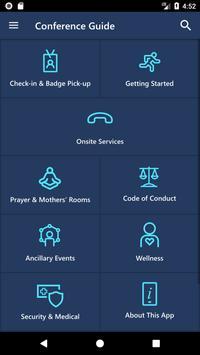 Microsoft Events screenshot 2