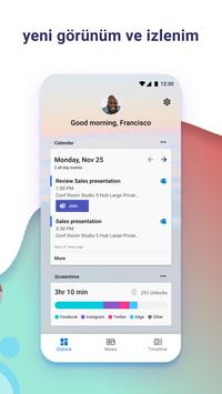 Microsoft Launcher Ekran Görüntüsü 1