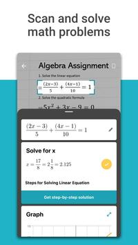 Microsoft Math Solver poster