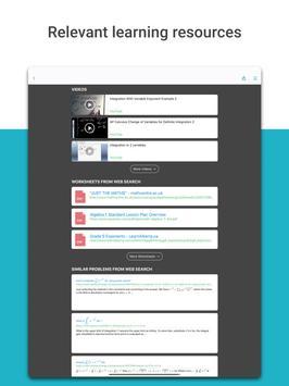 Microsoft Math Solver screenshot 13