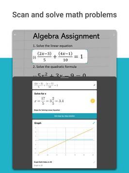 Microsoft Math Solver screenshot 14