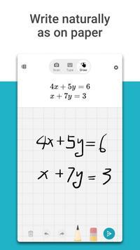 Microsoft Math Solver screenshot 1