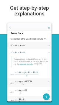Microsoft Math Solver screenshot 2