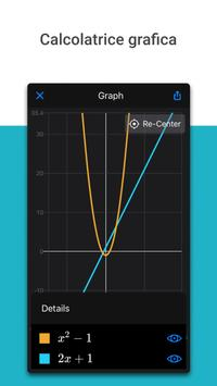 4 Schermata Microsoft Math Solver